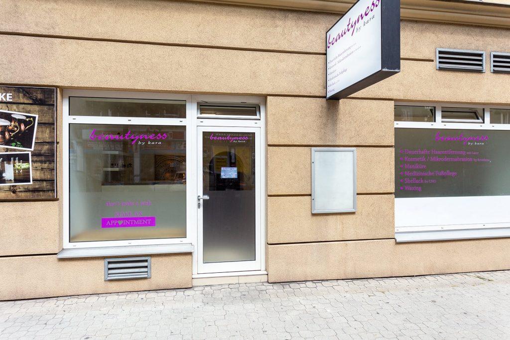 Kosmetikstudio beautyness by kara in Wien, 1030 Erdberg